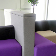 upholstered, reception, breakout, seating